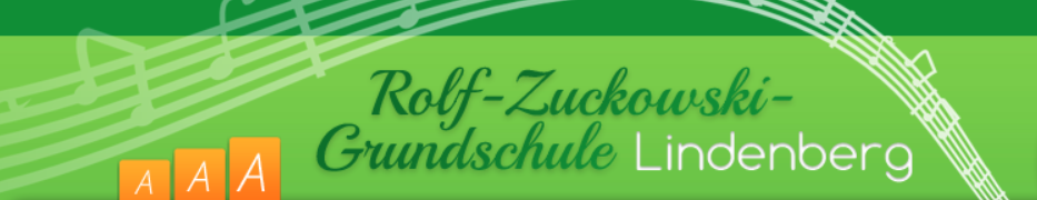 Rolf Zuckowski Grundschule Logo